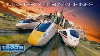 Train Simulator 2015 Gameplay (PC HD)