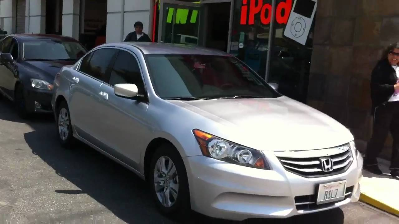 2011 Honda Accord Window Tint Al Amp Ed S Marina Del Rey