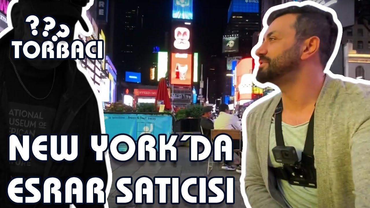 Download NEW YORK'DA TORBACI ESRAR SATICISI (Manhattanda Esrar Satmaya Çalıştılar) Times Marijuana Satıcısı