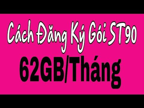 Cách Đăng Kí Gói ST90 Viettel Mới Nhất Có 2GB/Ngày   Tặng 62GG Tháng