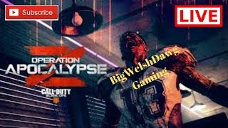 NEW UPDATE 1.20 LIVE OPERATION APOCALYPSE Z BLACKOUT CALL OF DUTY BO4 487+ WINS 18K+ KILLS