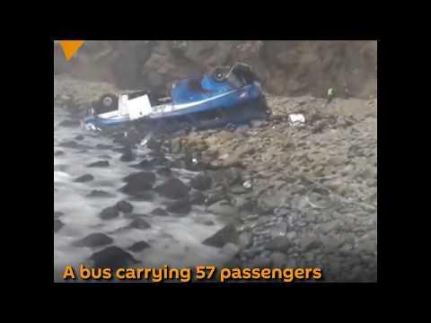 Bus Crash in Peru