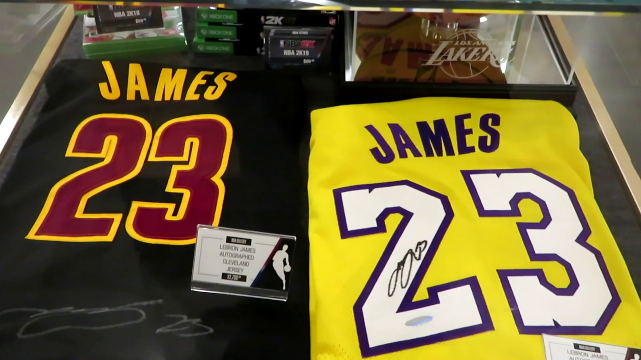 newest 84f64 8f442 authentic lebron james high school jersey - Kasa Immo