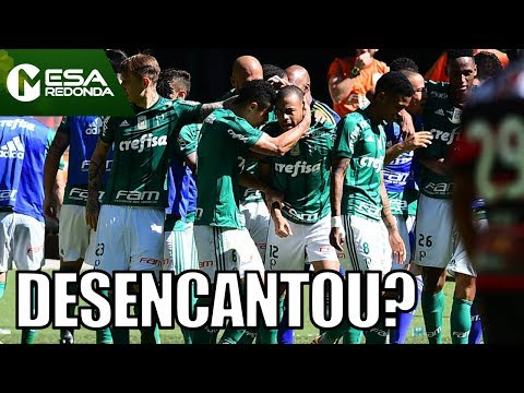 Palmeiras 4x2 Vitória E Felipe Melo Titular - Mesa Redonda (16/07/17)