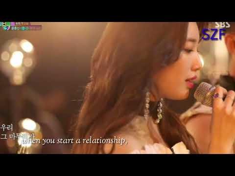 Bae Suzy 수지 - Like It (With English Lyric) Yoon Jong Shin Cover