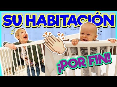 ¡MONTAMOS la HABITACIÓN de WILLIAM 🎉en la NUEVA CASA!  | Familia Carameluchi 👨👩👧👦