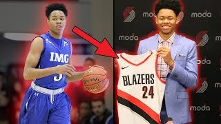 The Rookie Drafted Straight Out Of High School: Anfernee Simons