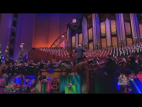 Sing a Christmas Carol, from Scrooge - Mormon Tabernacle Choir