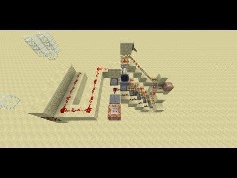 how to make redstone minecart tracks