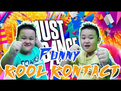 [Just Dance 2016] Kool Kontact ( Funny Version )
