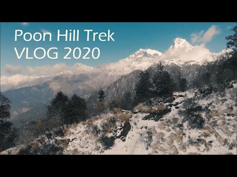 How To Do The Poon Hill Trek Without A Guide - VLOG January 2020 (Hiking Guide and Tips)