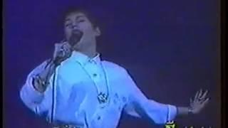 """Наргиз Закирова. Узбекская песня """"Бирга булсак"""" 90-х годов"""