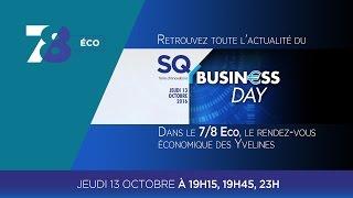 78 Eco – SQY Business Day : mettre en relation les acteurs économiques