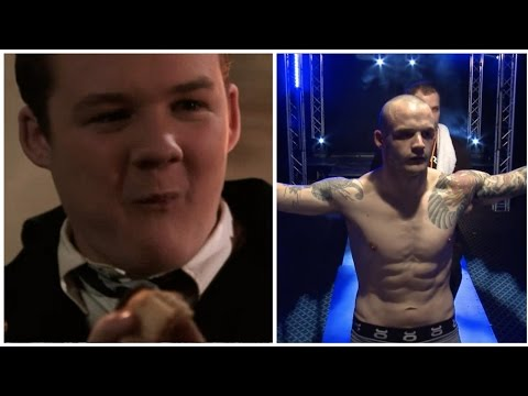 Goyle From 'Harry Potter' Goes From Cupcake Eater To Cage Fighter
