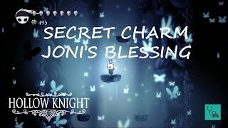 Hollow Knight Secret Charm Joni's Blessing