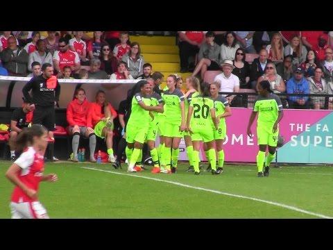 WFD - Girls N' Goals 2016 Ft. Shanice Van De Sanden. Liverpool Ladies F.C ( 31/07/2016 )