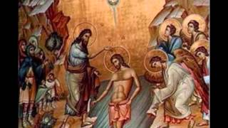 Święta prawosławne: Objawienie Pańskie i Chrzest Pański (Kreszczenije Hospodnie)