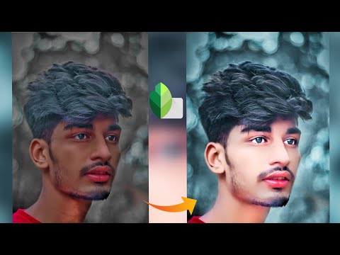 Snapseed Skin Smooth And Glow New Secret Tricks 2021 | Clean Face+hide Pimples Snapseed Editing