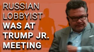 Uh-Oh: Russian Lobbyist Was ALSO in Trump, Jr. Meeting