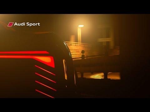 Audi e-tron Vision Gran Turismo - Is it virtual or real?