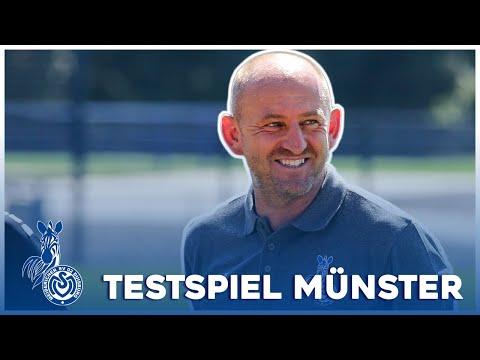 Stoppelkamp macht den Anfang   Testspiel-Sieg gegen Preußen Münster   #MSVSCP  ZebraTV   08.08.2020