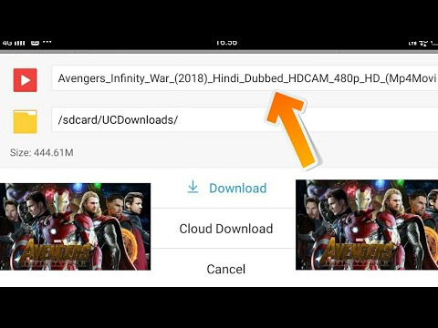 Hindi= Avengers Infinity War 2018 Full...