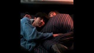 When Seokjin shows his love to Taehyung Taejin is reciprocal
