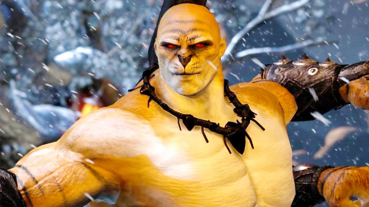 Mortal Kombat XL - All Klassic Fatalities on Kintaro Costume Skin Mod 4K Ultra HD Gameplay Mods ...