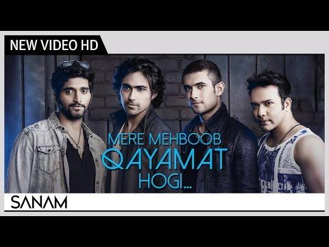 Mere Mehboob Qayamat Hogi - SANAM   Kishore Kumar   Music Video