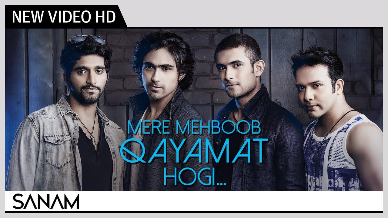 Mere Mehboob Qayamat Hogi Sanam Kishore Kumar Music Video Youtube