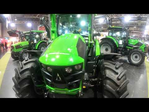 2020 Deutz-Fahr 5110G GS 3.8 Litre 4-Cyl Diesel Tractor (101 / 106 HP) With Loader