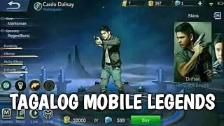 MOBILE LEGENDS PINOY TAGALOG VOICE OVER ( ParT 1 )