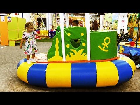 VLOG Диана в Парке Развлечений  7 Чудес Детства  amusement park for kids