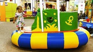 VLOG Диана в Парке Развлечений '7 Чудес Детства' amusement park for kids