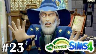 Астрономическая башня Старсвирла - My Little Sims (Кантерлот) - #23