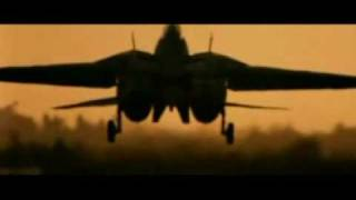 Top Gun music video Mighty Wings