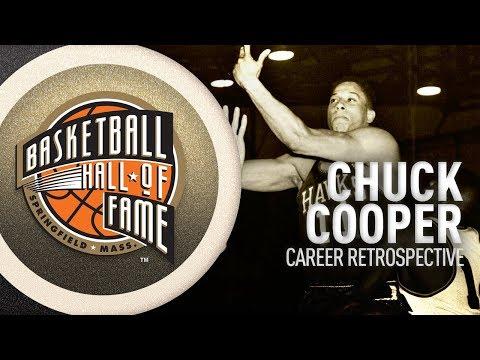 Chuck Cooper | Hall of Fame Career Retrospective