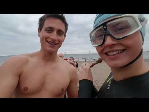 Fitness Soul TV, #9 Open Water Swimming in Portobello, Edinburgh
