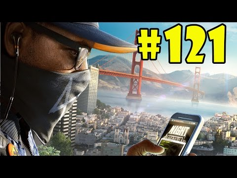 Watch Dogs 2 - Walkthrough - Part 121 - Primary Target | Countermeasure (PC HD) [1080p60FPS]