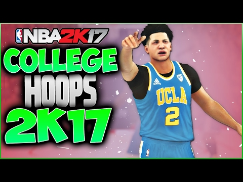 COLLEGE HOOPS 2K17 - How to Download Roster & MyLeague Tutorial | NBA 2K17 College Roster