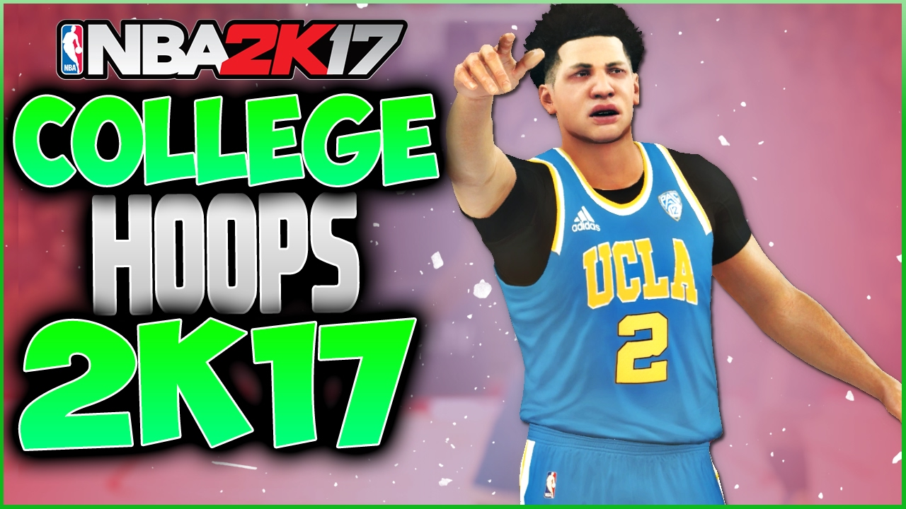 College Hoops 2k17 How To Download Roster Myleague Tutorial Nba 2k17 College Roster Youtube
