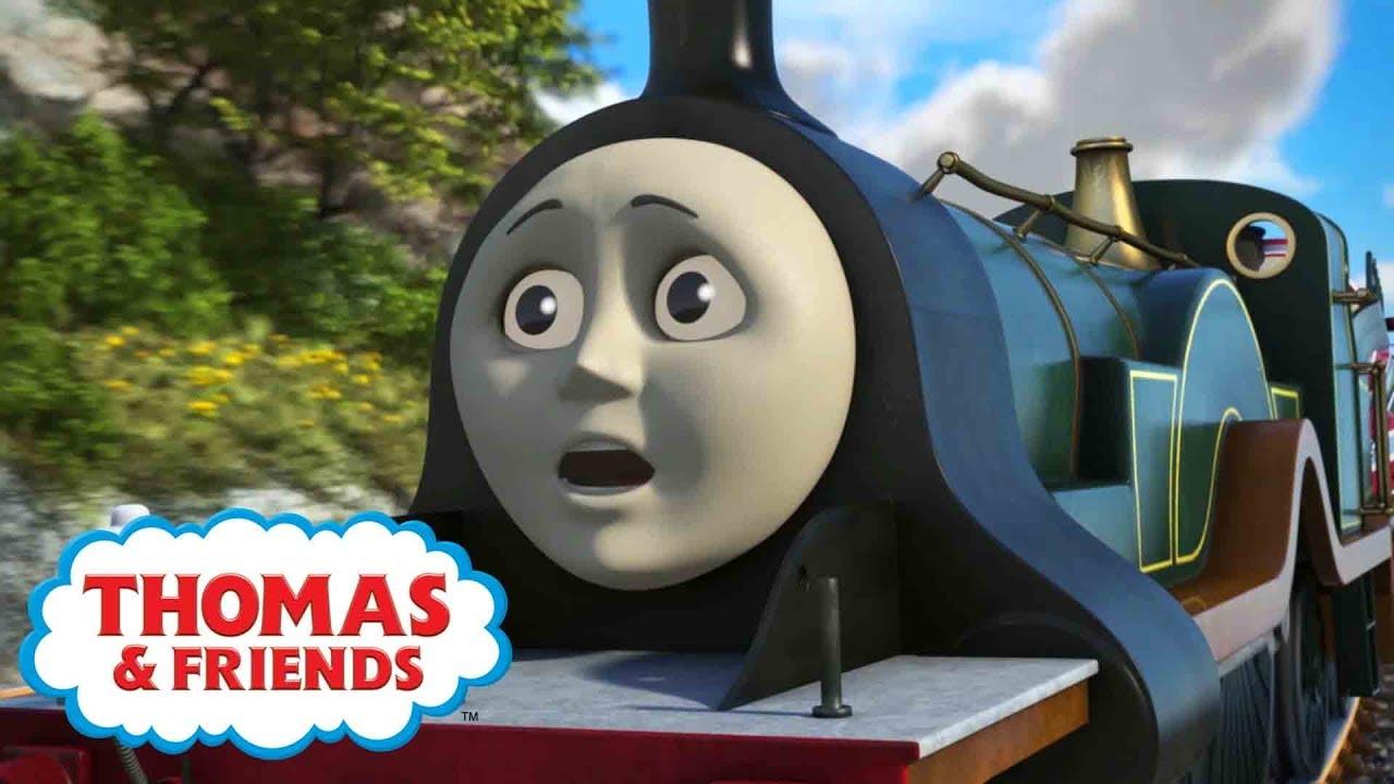 Emily The Energetic Engine | Thomas & Friends UK | Kids ...