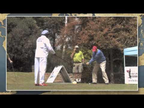 Leon Schuster Golf Prank Compilation