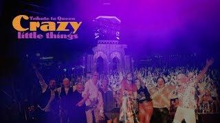 Bohemian Rhapsody gespeeld vanuit de Peperbus, Bergen op Zoom   Crazy Little Things  