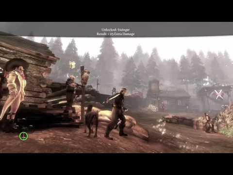 Fable 3-The Swinging Sword