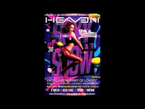 Klub Heaven Zielona Góra - DJ X-Meen 30.01.2016