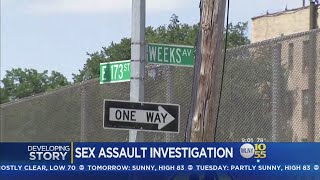 Girl, 12, Sexually Assaulted In The Bronx