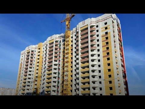 К 2024 году в Тамбовской области построят 6 миллионов квадратных метров жилья