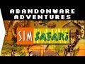 SimSafari ► Nature Sim from 1998! - Gameplay & Download - [Abandonware Adventures!]