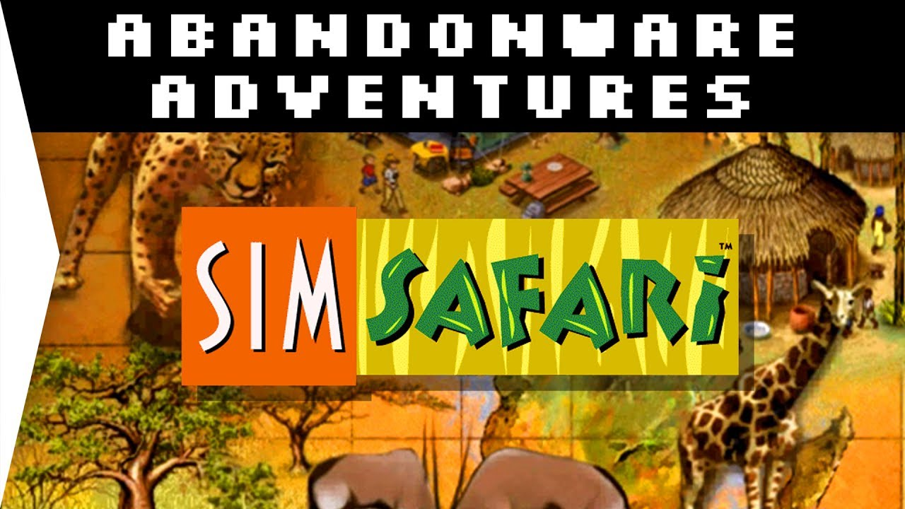 Download simsafari (windows) my abandonware.